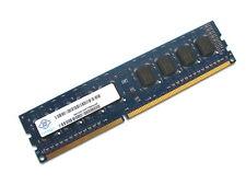 Nanya NT2GC64B8HA0NF-CG 2GB 2Rx8 1333MHz PC3-10600U-9-10-B0 CL9 DDR3 RAM Memory