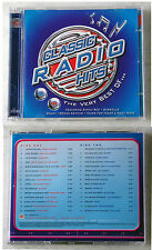CLASSIC RADIO HITS The Very Best Of - Fleetwood Mac, Chris Rea.. Time Life DO-CD