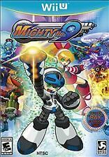 NEW WiiU Mighty No. 9 (Nintendo Wii U, Deep Silver, 2016) video game (Number 9)