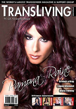 TRANSLIVING ISSUE 47 TRANSVESTITE CROSS DRESSER TRANSGENDER LIFESTYLE MAGAZINE