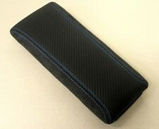 Audi B5 S4/RS4 - Retrimming service - front armrest alcantara/carbon leather
