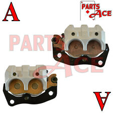 2004 - 2007 YAMAHA RHINO 660 FRONT LEFT RIGHT BRAKE CALIPER PADS ASSEMBLY YXR660
