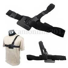 Chest Strap Mount Shoulder Harness for Gopro Hero 1 2 3 3+ 4 Sport Camera SJ4000