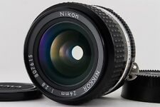 EXCELLENT+++++ Nikon Nikkor Ai-S 24mm f/2.8 MF Lens from japan #243