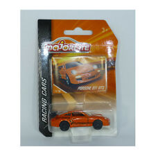 Majorette 212084009 Porsche GT3 orange - Racing Cars 1:64 Model car new! °