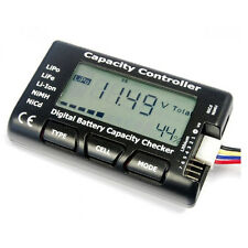 Overlander NiMh and Li-Po Voltage Cell Checker and Capacity Battery Checker 2333