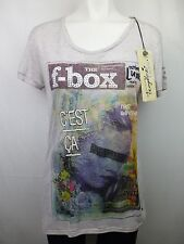 FROGBOX Princess goes Hollywood Shirt Gr 36 Glitzernieten NP 79,- NEU