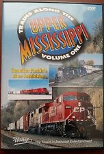TRAINS ALONG THE UPPER MISSISSIPPI VOL 1  PENTREX VIDEO