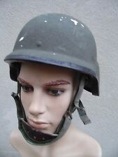 CASQUE CGF GALLET PT 1994 / CASQUE FRITZ KEVLAR FRENCH HELMET / EX-YOUGOSLAVIE