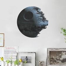 BRICOLAJE Star Wars Estrella De La Muerte Imagen Vinilo Pegatinas Pared