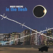 In the Flesh Live by Roger Waters (CD, Nov-2001, 2 Discs, Sony Music...