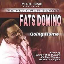 FATS DOMINO - PLATINUM SERIES - GOING HOME - NEW CD