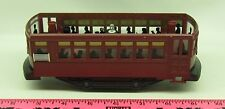 Lionel ~ 101 Holiday Trolley car part bottom frame and motor