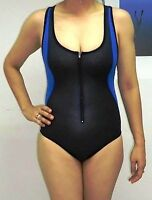 NEW Oceanline Woman's Neoprene Rubber Wetsuit Swimsuit Leotard  S,  L or XL
