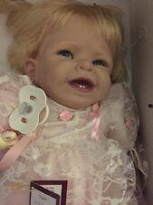 """Ashton Drake Galleries   """"Faith"""" baby doll"""