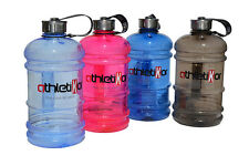 Trinkflasche 2,2 Liter_Wasserflasche_BORN TO TRAINHARD_Gallon_Fitness_Gallone