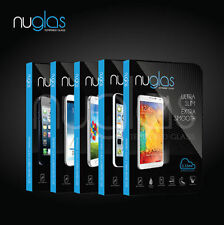 2 x Nuglas® Genuine Tempered Glass Screen Protector Fits Apple iPhone 6 6S 4.7""