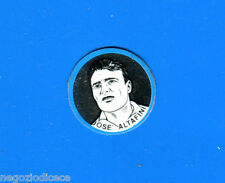 KICA - Sorprese Decalcomania Figurina-Sticker anni 60 -ALTAFINI SCUDETTO METALLO