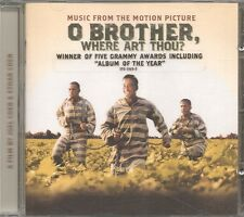 CD BOF / OST 19 TITRES--O BROTHER WHERE ARE YOU--BLAKE/KRAUSS/STANLEY BROTHERS