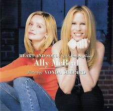 HEART AND SOUL - NEW SONGS FROM ALLY McBEAL - FEATURING VONDA SHEPARD / CD