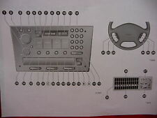 Vauxhall Audio CCRT 2008 PHILIPS  manual Radio Operation Instructions Book
