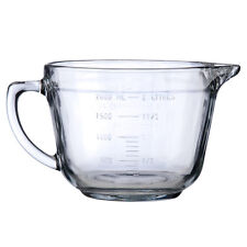 Anchor Hocking 81605 2 Litre glass measuring Jug Batter Bowl / Jug .