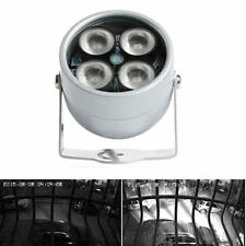 4 LED IR Infrared Night Vision Light illuminator Lamp For IP CCTV CCD Camera New