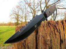 Jagdmesser Messer Knife Machete Bowie Einhandmesser Buschmesser Coltello
