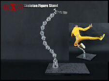 """1/6 scale KELETON Action Figure Body Stand fit 12"""" bruce lee kung fu figure"""