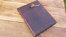vintage wooden chopping cheese fruit board with mouse Victorian mahogany