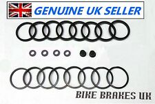 Suzuki GSXR 1100  K L M N 89 90 91 92  front Nissin 4 pot brake caliper seal kit