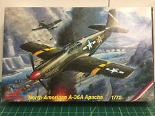 Condor MPM 1/72 A-36A Apache Model Kit C72016 (Sealed Inside)