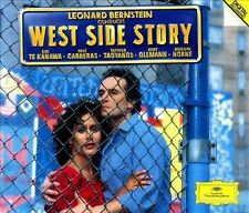 Bernstein: West Side Story; SYmphonic Suite from On the Waterfront by Leonard...