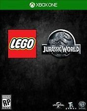 LEGO Jurassic World XBox One Standard Edition Brand New Fast Ship w Tracking