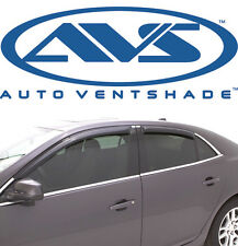 AVS 194362 In-Channel Window Deflector Ventvisor 4-Piece 2013-2015 Chevy Malibu