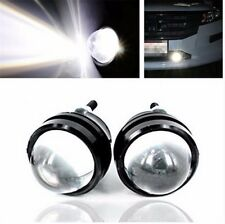 2X Car Cree 10W LED Projector lens Light Fish lamp eagle eye SUV Fog bulb white