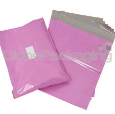 "100 x Strong PINK 6x9 Mailing Postal Postage Bags 6""x9"""