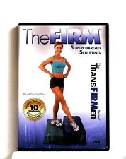 DVD VIDEO Body Exercise Routine THE FIRM SUPERCHARGED