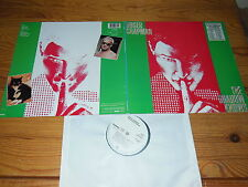 ROGER CHAPMAN - THE SHADOW KNOWS / GERMANY-FOC-LP 1984 MINT-