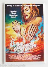 Cauldron of Death FRIDGE MAGNET (2 x 3 inches) movie poster horror