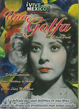 DVD - Una Golfa NEW Silvia Pinal Vive Mexico Coleccion FAST SHIPPING !