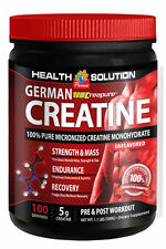 Post Workout Powder - GERMAN CREATINE 500g - Supplement For Muscle Growth 1C