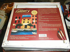 Set of 2 Ready to Paint Gallery Collection Guided Painting Set