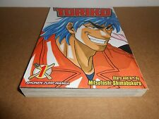 Toriko Vol. 1 by Mitsutoshi Shimabukuro Manga Book in English