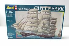 Revell Tea Clipper Cutty Sark Model 1:350 Plastic Model 05409 Ship Boat