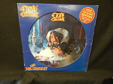 OZZY OZBOURNE, PICTURE DISC.