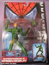 Spiderman The Green Goblin super Poseable Action Figure