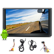 "GPS+7""Android 4.4 Double 2Din Car PC Tablet Stereo GPS In dash Radio 3G Wifi USB"