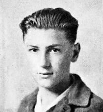 HANK LUISETTI 1932 JUNE Galileo High School Yearbook San Francisco, CA