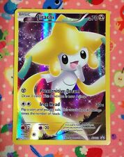 Jirachi XY112 - Holo Black Star Promo Card Mythical Collection Box Generations